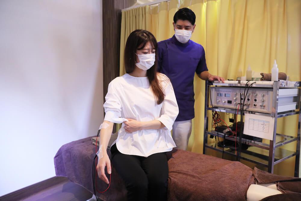 手首・足首の痛みの治療