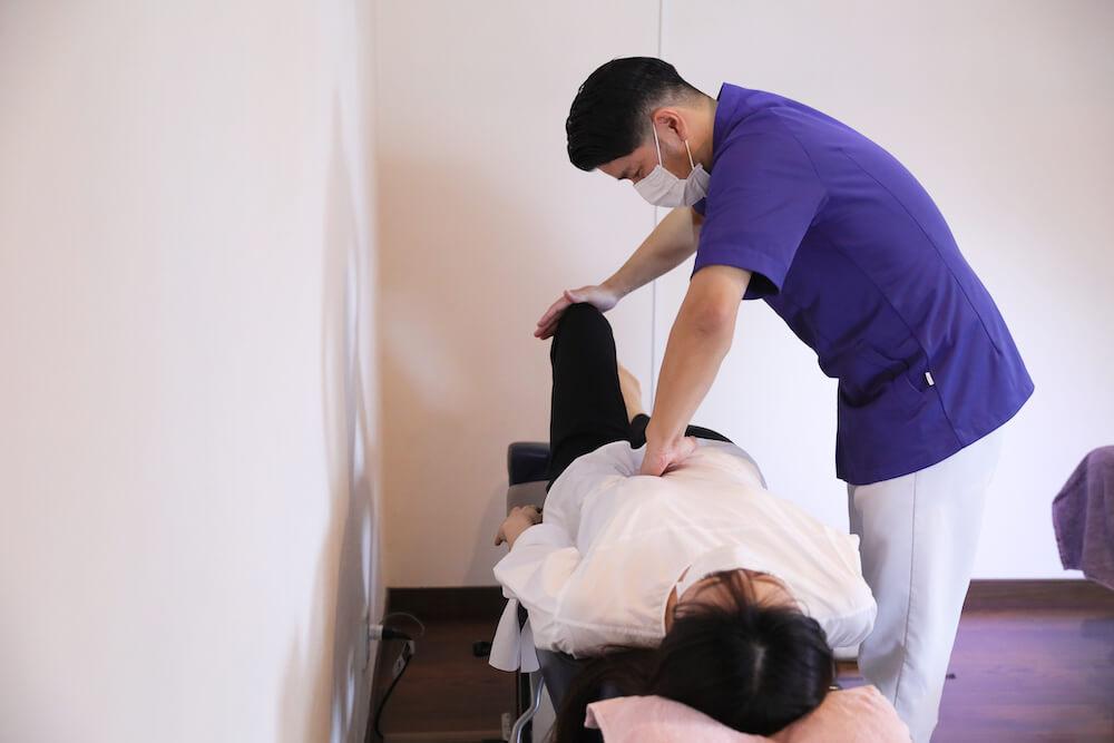 膝の痛み、変形性膝関節症の治療