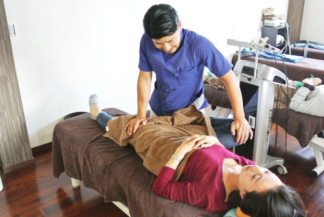 膝の痛み、変形性膝関節症