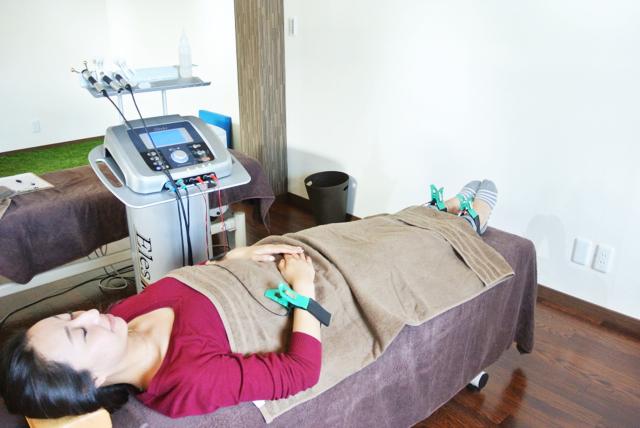 最新の微弱電流で、楽して健康的に代謝を上げる